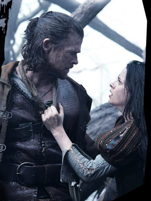 Broderick MacDougal - I envision Chris Hemsworth as the perfect Broderick (pictured here with Kristen Stewart in Snow White and the Huntsman)