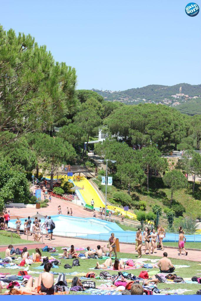 #WaterWorld un parc aquàtic ple de colors! Què us sembla?