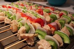 Near to Nothing: Spiedies | Grill it! | Pinterest | Html