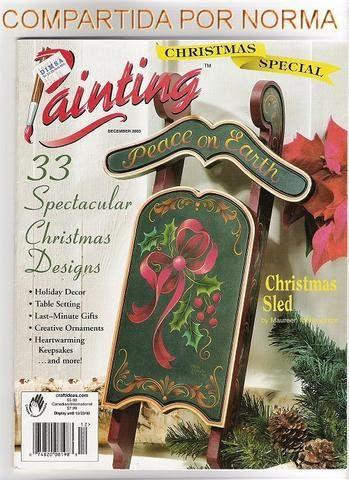 Painting Christmas Especial - Geraldinapintura - Picasa Albums Web
