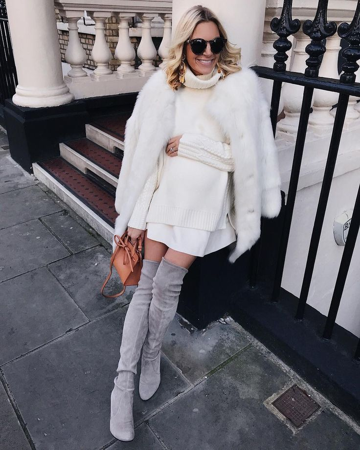 """1,869 Likes, 74 Comments - Laura Wills (@thefashionbugblog) on Instagram: """"Morning! Making the most out of dressing up and winter whites before I have a newborn  Coat is…"""""""