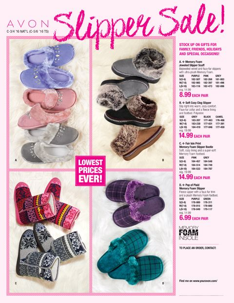 Slippers all on Sale from $6.99-$14.99 #slippers #sale #winter