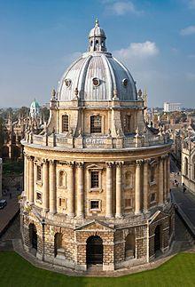 L'Université d'Oxford.                                                                                                                                                                                 Plus