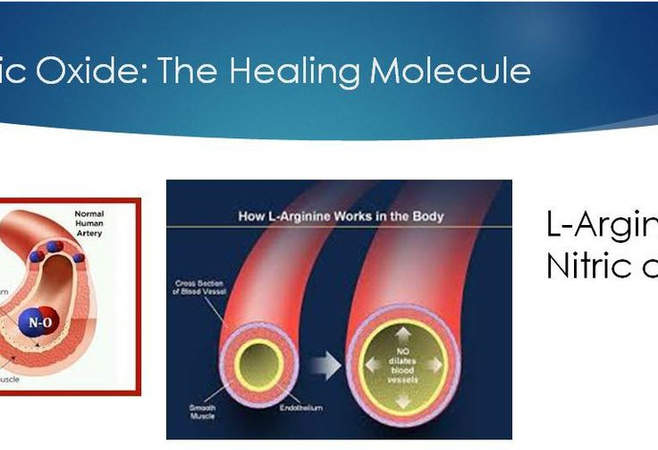 Nitric Oxide – The Healing Molecule