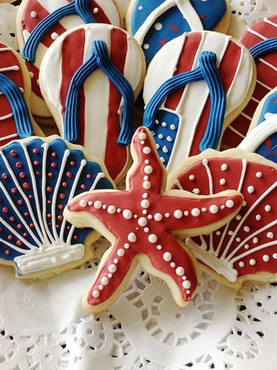 "seasonalwonderment: "" Happy Fourth of July, America! """