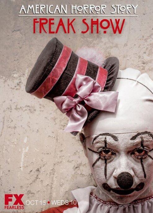 american horror story freak show. WWWWOOOOOOOO!!!!!!!!!!!!!!!!!!!!!