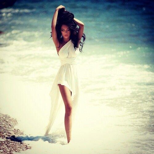 Dress at the Beach