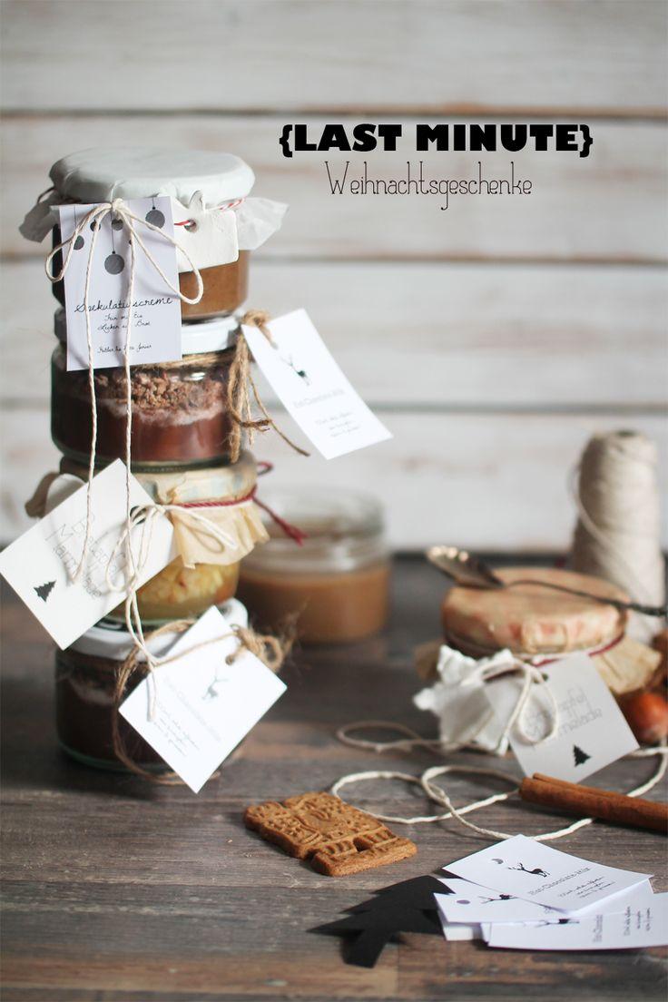 Spekulatiuscreme, Bratapfelmarmelade, Hot Chocolate Mix