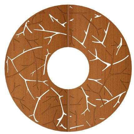 STREETLIFE Tree Grille CorTen Round. Streetlife offers Tree Grilles in a wide range of patterns, i.e. the Twiggy pattern