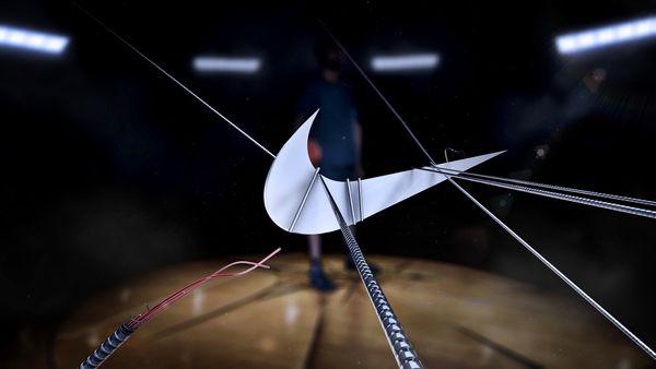 Nike Flywire by Jonathan Kim, via Behance