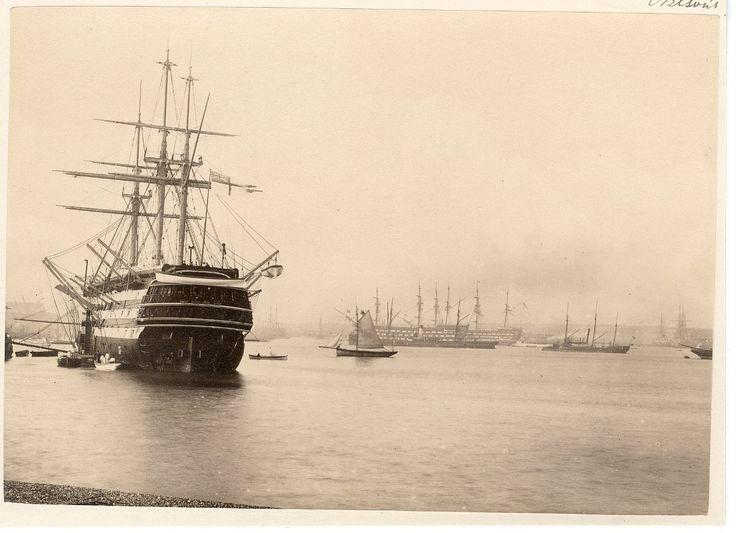 Royaume-Uni, Portsmouth, Nelson's Victory     #Europe #Angleterre_Great_Britain #Angleterre_Divers