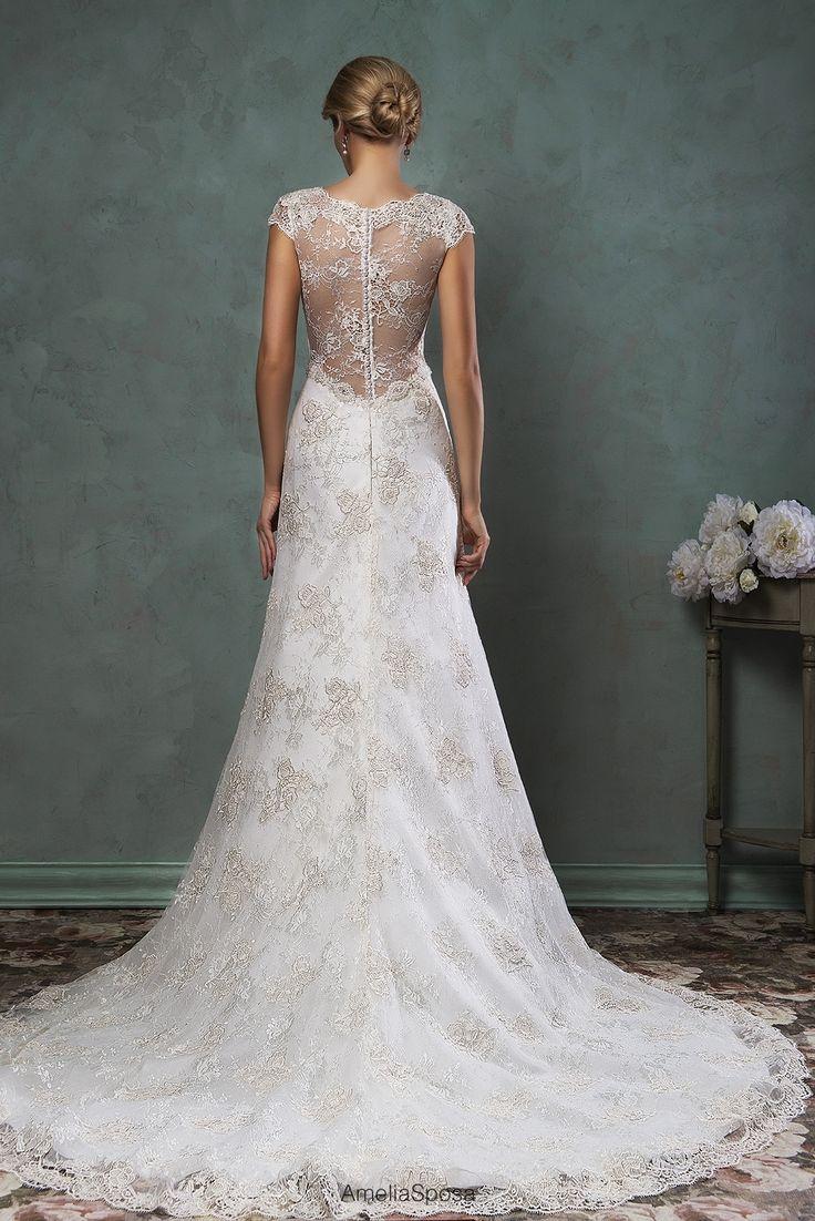 Wedding dress Donata | Amelia Sposa 2016