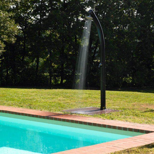 17 meilleures id es propos de douche solaire sur for Combler une piscine