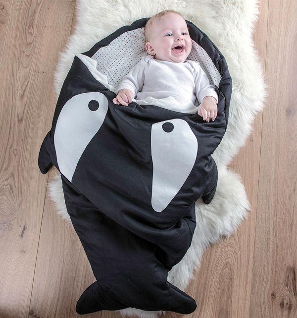 Baby  : ou comment se lover dans un poisson - Le Baby Blog