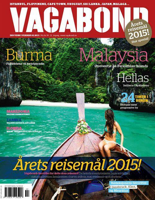 Vagabond har skrevet om reiser i 20 år og kan være forskjellen på en vanlig ferie og en reise du aldri glemmer.