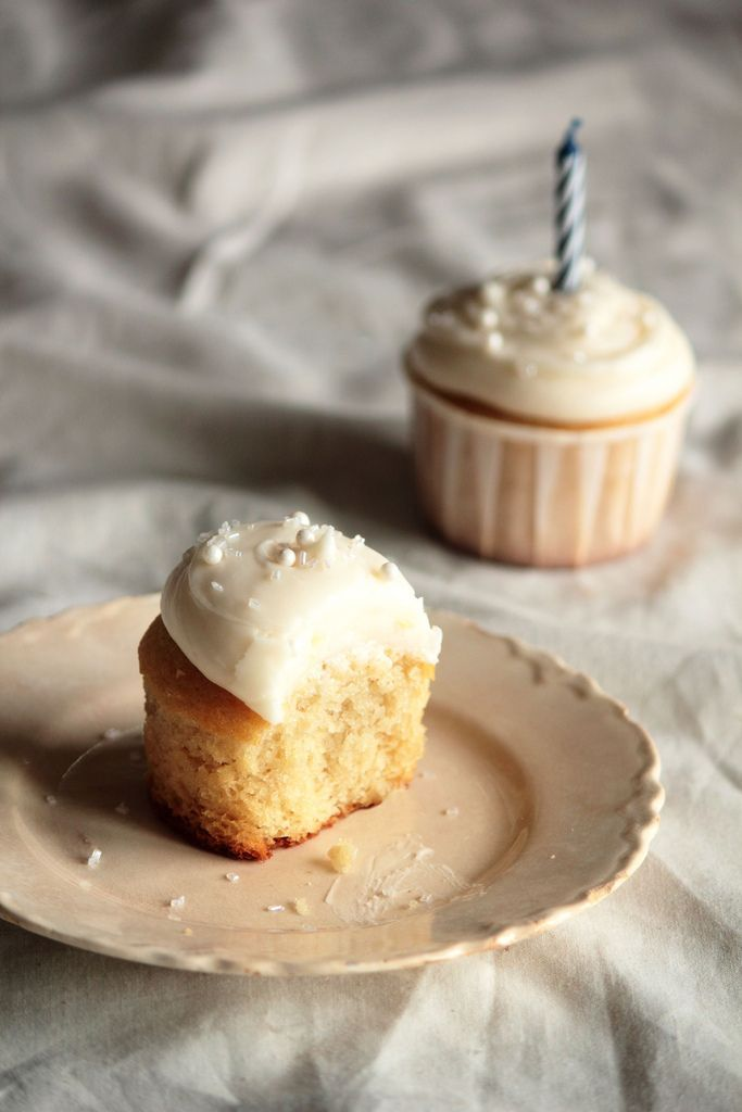 This reliable, light, and moist vanilla cupcake recipe took me two years to track down. Its a keeper.