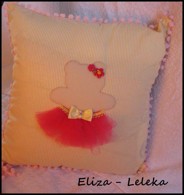 almofada peça do kit ursinha lulu (vendo separadamente) - à pronta entrega  http://www.elo7.com.br/almofada/dp/3F07A7
