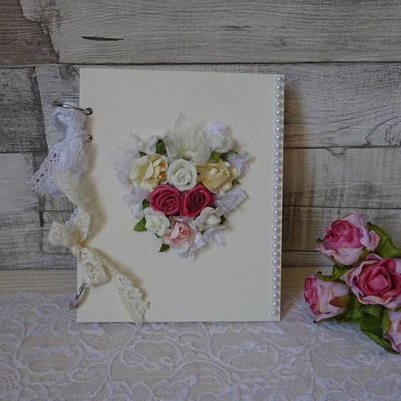 Wedding Guestbook Wedding Guest Book Advice Book Rustic Guest