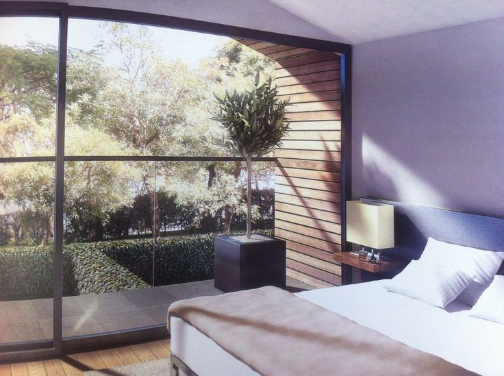 A Vendre Maison 6 pièces à Veyrier - Genève Villa contemporaine mitoyenne par les garages.