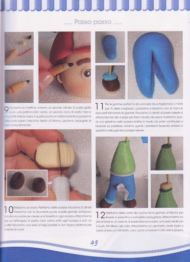 Manny step by step and useful part n°3