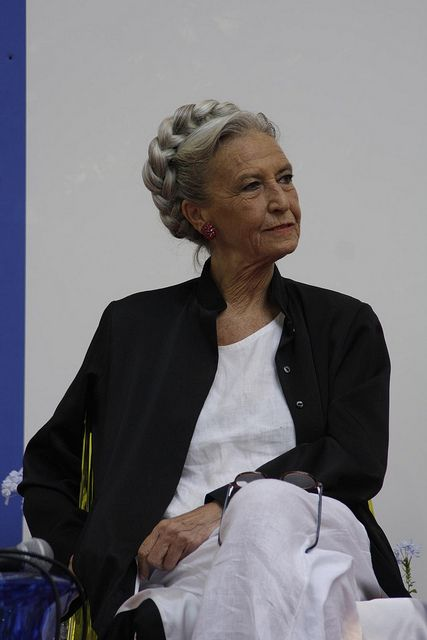 """Barbara Alberti, writer, 71. While other women her age cower beneath their """"lost…"""