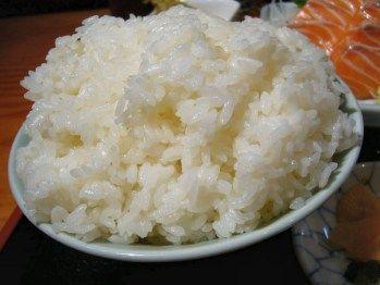 Arroz cocido en microondas - Recetas de cocina RECETASonline