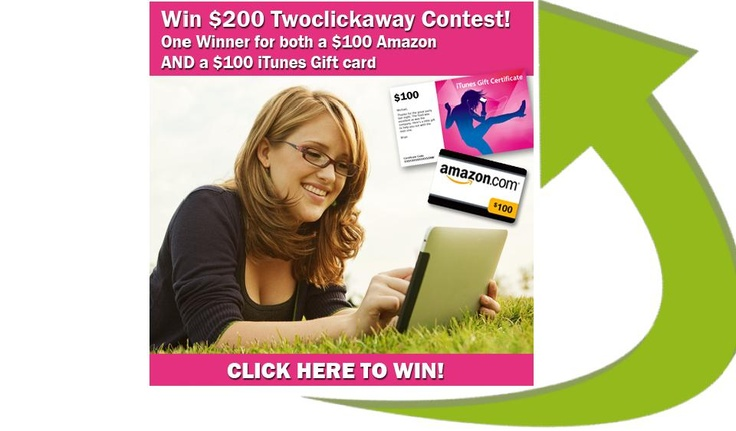 Double Win! Winner Takes $200 in BIG Gift Cards