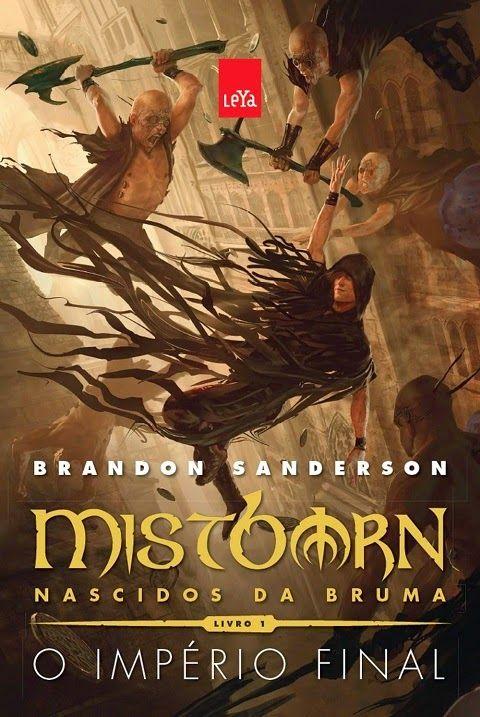 O Império Final foi, até então, a melhor leitura do ano. Do mesmo autor de Elantris, Brandon Sanderson, traz um enredo cheio de reviravoltas com personagens muito interessantes. Leia sua resenha.