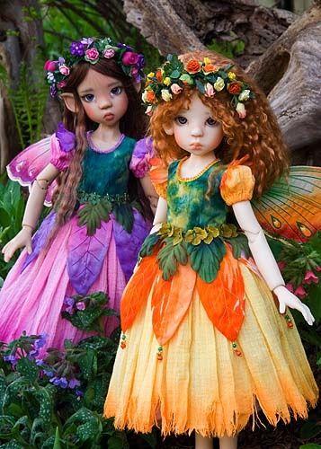 Flower Fairies: