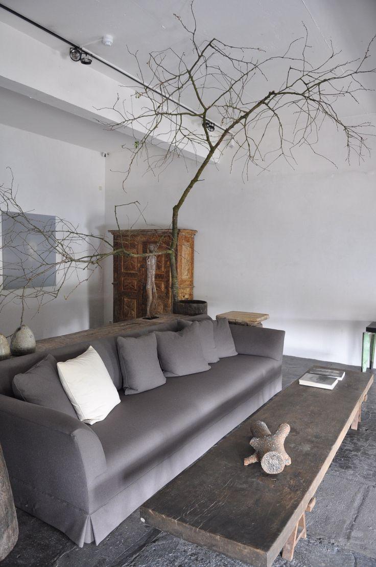 Axel Vervoordt - Kanaal Studios, Antwerpen