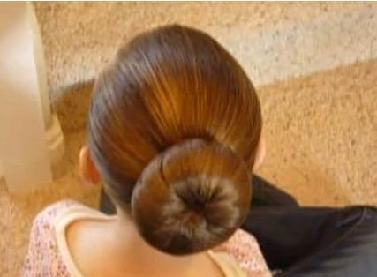 How to make the perfect #BalletBun via PrincessHairstyles.com.