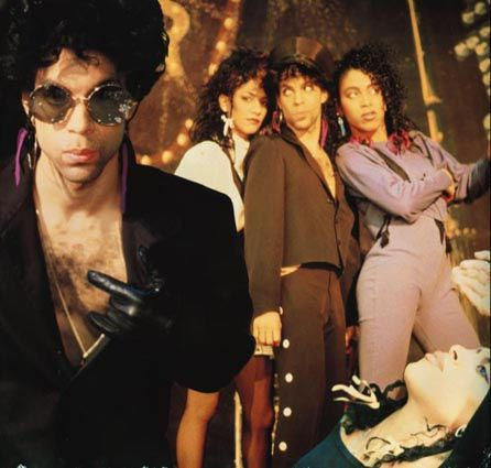 FAVOURITE and LEAST FAVOURITE ERAS FOR PRINCE'S APPEARANCE/