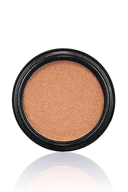 This Is How MAC Does A Romance Novel #refinery29  http://www.refinery29.com/mac-novel-romance-makeup-collection-fall-2014#slide12  MAC Electric Cool Eyeshadow in Coil, $21, available August 14 at MAC Cosmetics.