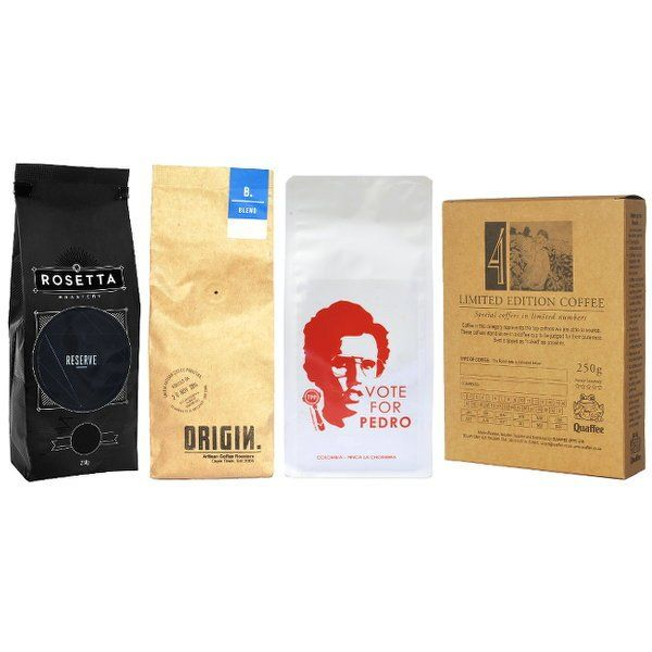 Cape Coffee Beans Limited Reserve Coffee Bean Bundle
