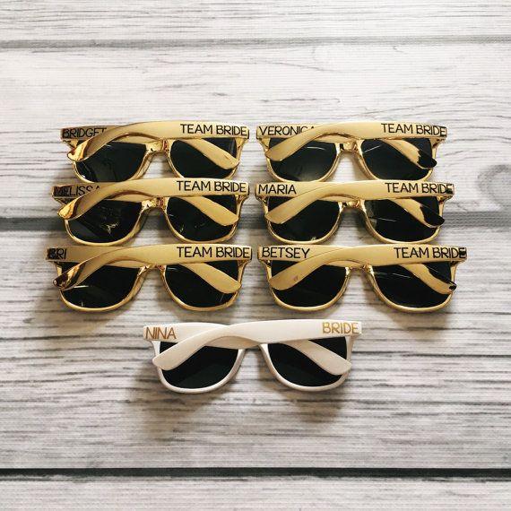 Personalisierte Sonnenbrillen von TheCraftyEngineerx auf Etsy
