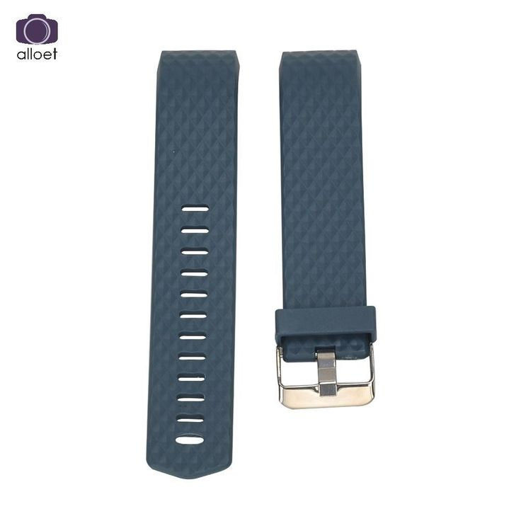 Silicone Replacement Band for For Fitbit Charge 2 Heart Rate Smart Wristband Bracelet Wearable Belt Strap For Fitbit Charge 2