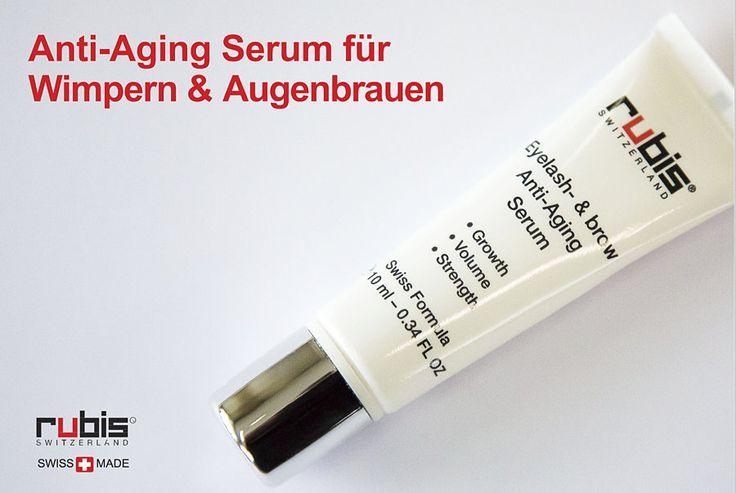 Anti-Aging Serum für Wimpern und Augenbrauen
