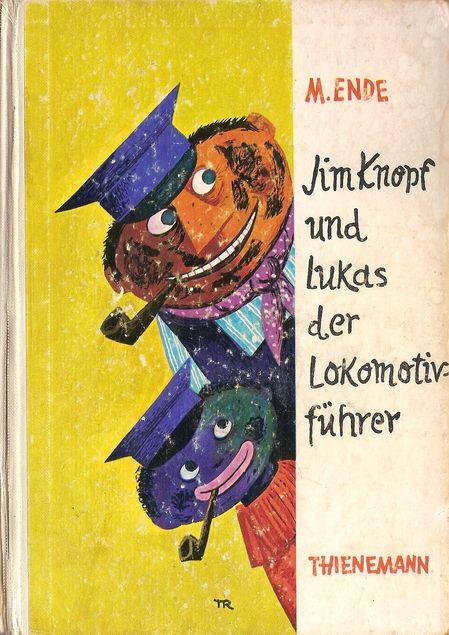 Jim Knopf und Lukas der Lokomotivführer von Michael Ende | LibraryThing
