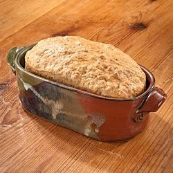 JoAnn's Stoneware Loaf Pan in Holiday 2012 from Artisan Table on shop.CatalogSpree.com, my personal digital mall.