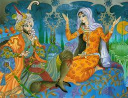 Image result for 1001 arabian nights illustrations