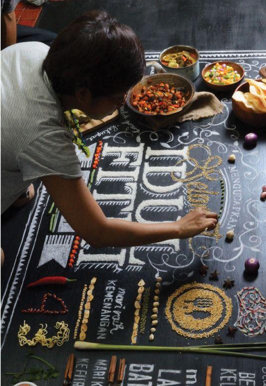 Tasty branding celebrates Islamic festival | Graphic design | Creative Bloq