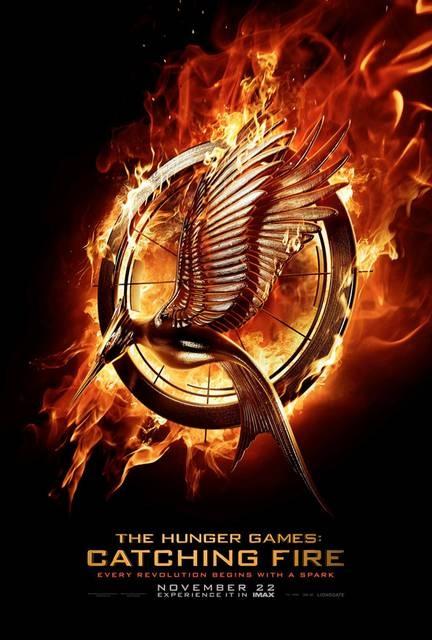 #HungerGames – La Ragazza di Fuoco: il teaser poster con la mockingjay in fiamme
