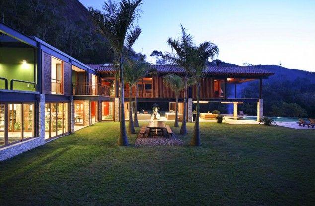 MPG Arquitetura » Residencial » Residência KA