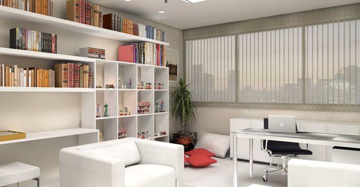 Consultório de Psicologia (Psychological Clinic), Salvador, 2013 - R2N Arquitetura e Urbanismo