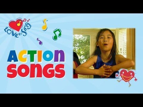 Stretching Song Fitness Songs Children Love to Sing