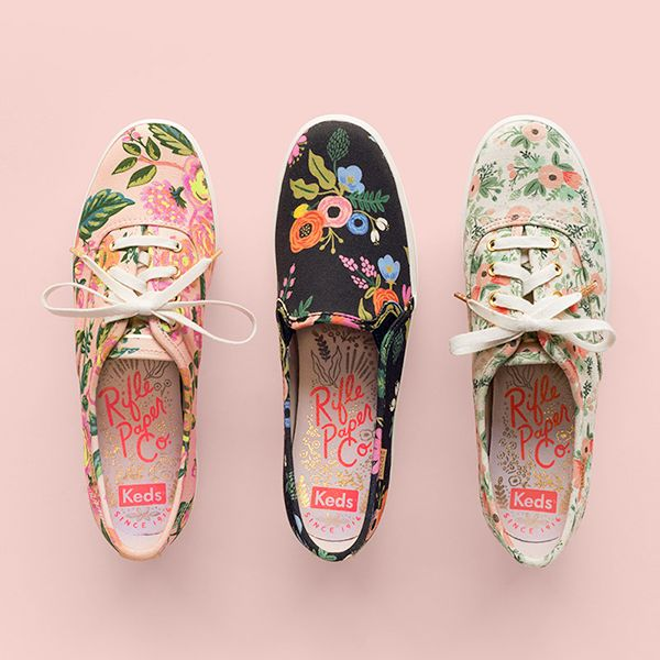 Oh my gosh I NEED these Keds x Rifle Paper Co collab shoes! Gorgeous and I'll bet they're super comfy too! Disney Style I Disney Outift I Outfit Inspiration I Fashion