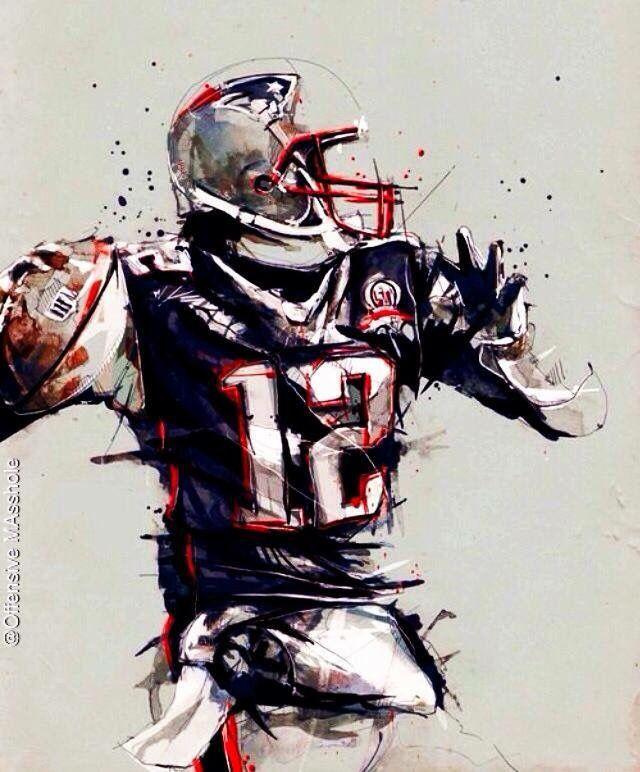 Tom Brady art
