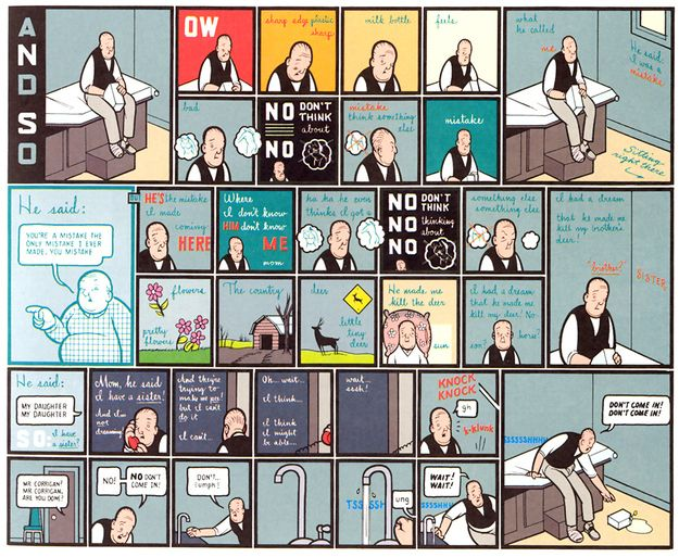 Jimmy Corrigan: The Smartest Kid on Earth, by Chris Ware | 60 Comics Everyone…