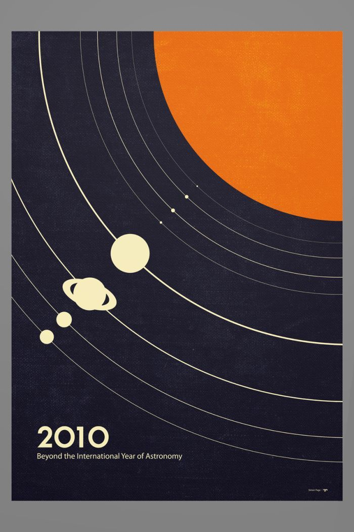 Au-delà de l'Année internationale de l'astronomie 2010 par Simon C page