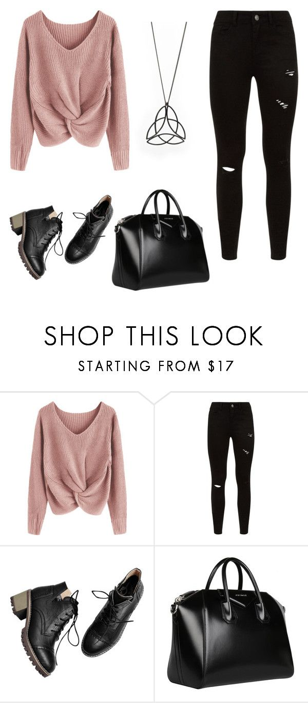 """""""Untitled #252"""" by denysa-boldog on Polyvore featuring Givenchy"""